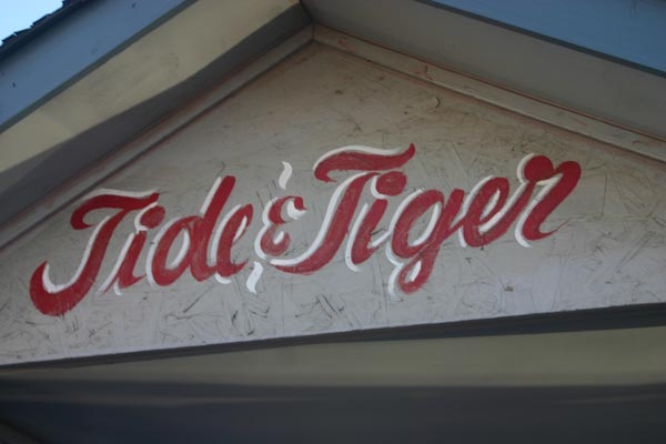Tide & Tiger Restraunt and UAB Lounge