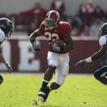 Mark Ingram Alabama Football (courtesy of UA Media Relations)