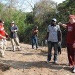 Jones_Buck_working_Haiti Photo provided by UA