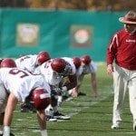 Alabama Football Spring Practice 03.12.2010