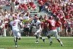 Alabama's offense will depend on T.J. Yeldon in its 2013 season.
