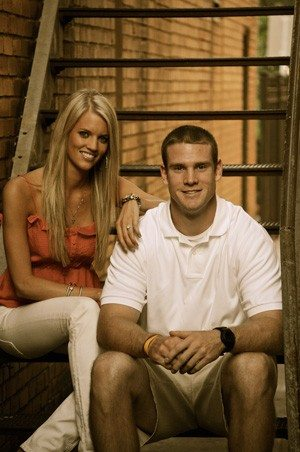 Ufer-Tannehill Engagement Photograph