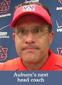 Is Gus Malzahn smarter than Gene Chizik?