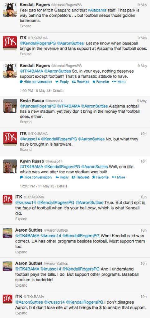 baseball tweets