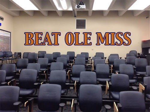 BEAT OLE MISS