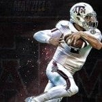 Johnny Manziel of Texas A&M from Twitter