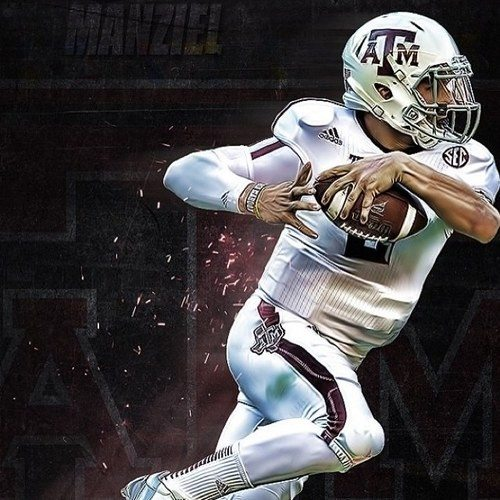 Johnny Manziel of Texas A&M from Twitter.