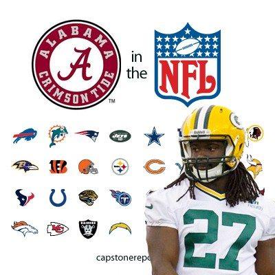 Bama in NFL