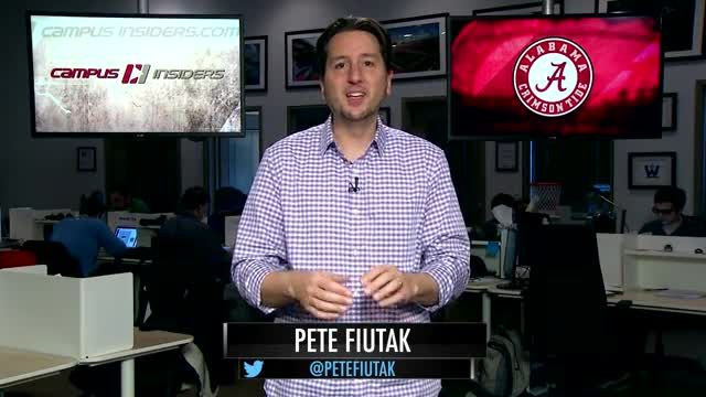 VIDEO: Alabama Football: Spring Practice Running Back Replacement