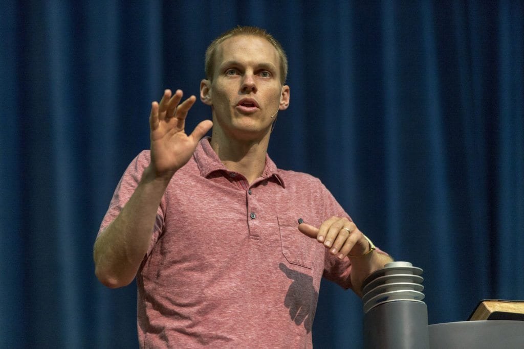 David Platt leaving IMB