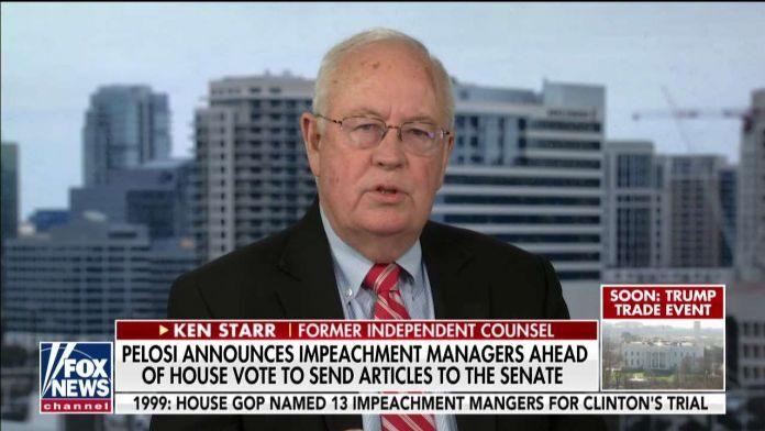 Never Trump Southern Baptist Professor attacks Trump attorney Ken Starr